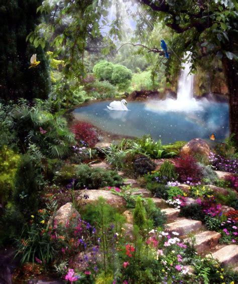 pennies  heaven part  beautiful gardens angelicview