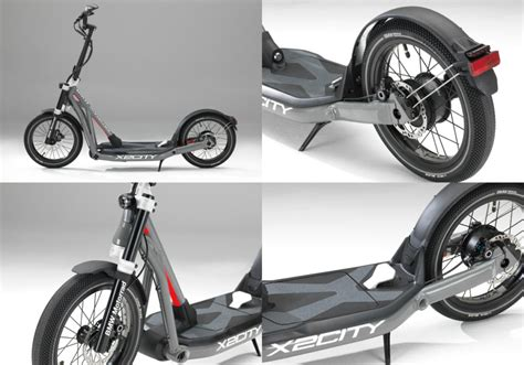 Bmw Motorrad X2city Electric Scooter by Bmw Motorrad X2city Is A New Electric Scooter For