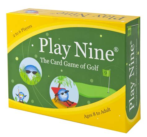 Play Games For Gift Cards - play nine deluxe edition card game 310