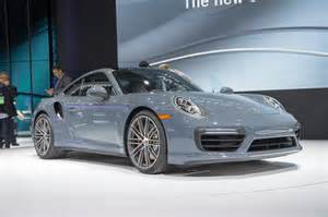 Porsche 911 Turbo 0 60 Will The 2017 Porsche 911 Turbo S Do 0 60 In 2 5 Seconds