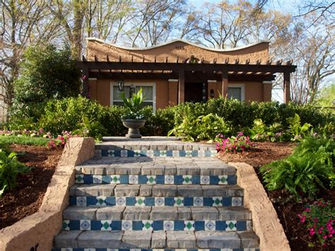 pix for spanish style house curb appeal pinterest curb appeal makeovers 15 before and after photos