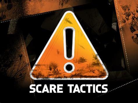 amazoncom scare tactics season  amazon digital