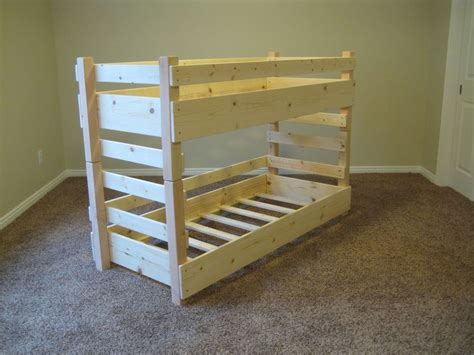 Bunkers Bunk Bed Toddler Bunk Beds By Lil Bunkers It S Crib Size Proyectos Que Intentar Pinterest