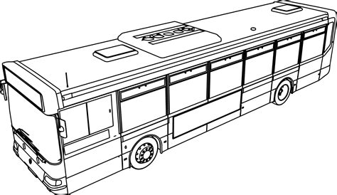 school bus color page transportation coloring pages plate
