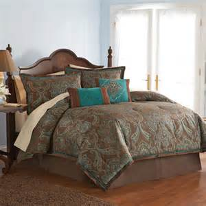 Light Blue And Brown Bedroom Bedroom Light Blue And Brown Comforter Added White Wooden L Table Combined Blue Curtain And