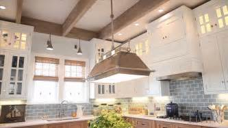 U Shaped Kitchen Design Ultimate Beach House Kitchen Youtube