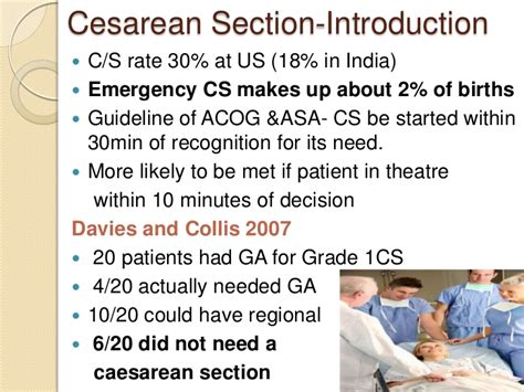 c section anesthesia class anaesthesia for emergency cs