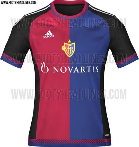 Vt Shirt Collar Polka basel 15 16 home kit leaked footy headlines