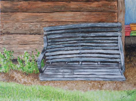 old porch swing the old porch swing by jean haynes