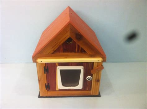 insulated cat house heated outdoor cat house lookup beforebuying