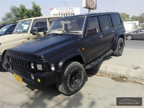 nissan patrol 1991 nissan patrol 1991 for sale in karachi pakwheels