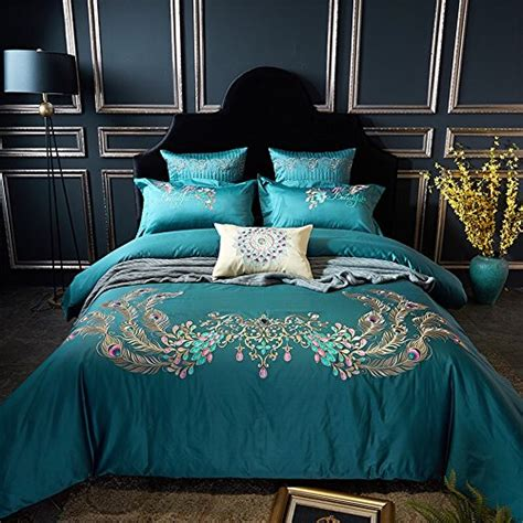 Teal Color Bedding Sets Teal Peacock Blue Bedding Set Ideas Teal Peacock Colored Bedding Sets Ideas For Teal Peacock