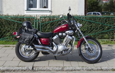 Motorrad Auspuff Wikipedia by Datei 2014 Yamaha Xv 535 Virago Jpg Wikipedia