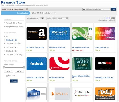 Swagbucks Gift Card - swagbucks tips tricks how to redeem a gift card