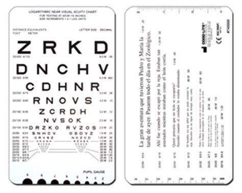 printable near card free printable rosenbaum eye chart hairsstyles co