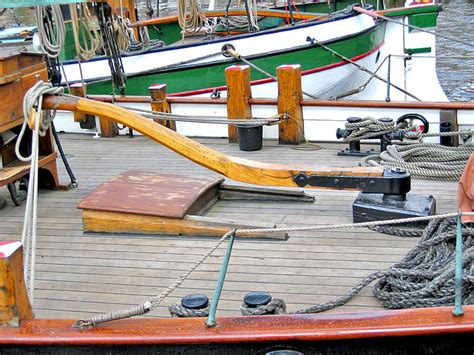 show port side of boat the origin of quot port quot and quot starboard quot