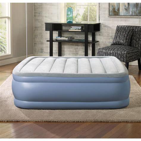 beautyrest queen    loft raised adjustable air bed