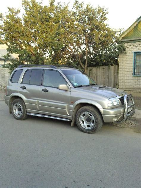 Suzuki Grand Vitara 2001 For Sale 2001 Suzuki Grand Vitara Pictures 2 0l Diesel