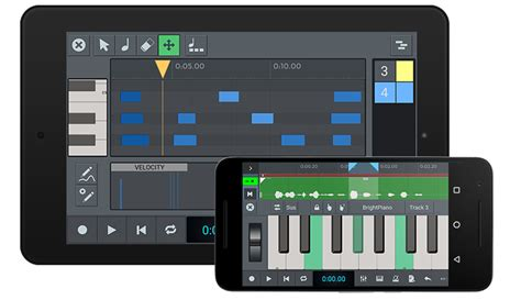 android recording studio t 233 l 233 charger n track studio pour android