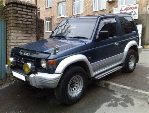 manual cars for sale 1992 mitsubishi pajero on board diagnostic system 1992 mitsubishi pajero pictures 2500cc manual for sale