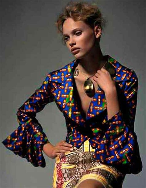 Patchwork Fashion Designers - sustainable style sunday duro olowu duro olowu