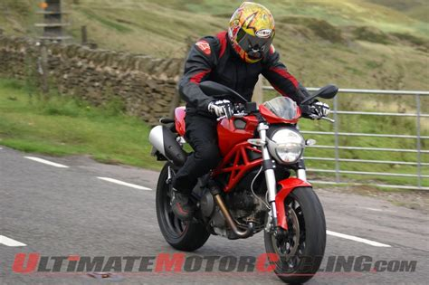 Testi Custmer 2011 ducati 796 review