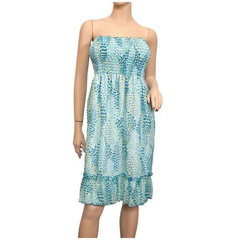 Dress Babydoll Atasan Anak Size L 1 plus size floral print babydoll dress blue evogues apparel