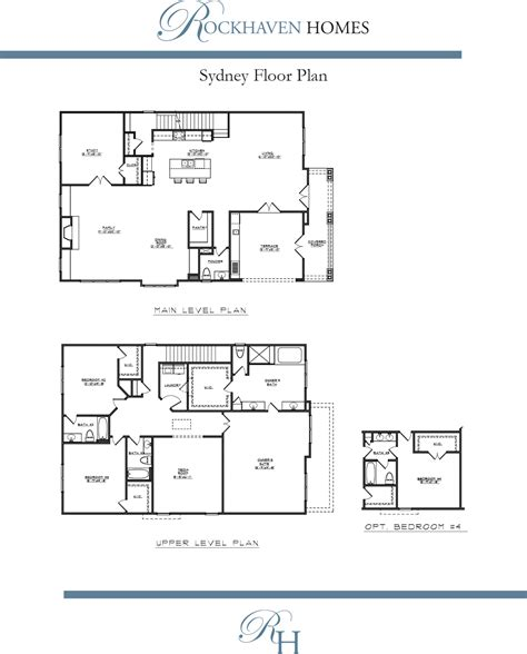 sydney airport floor plan the sydney rockhaven homes