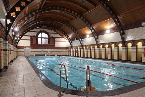 indoor swimming pools  birmingham england