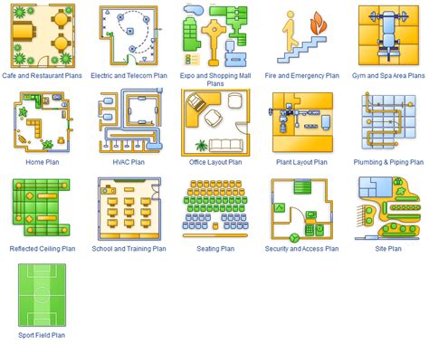 building design package conceptdraw conceptdraw building plans solution exles plans