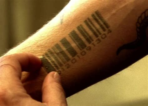 barcode tattoos for men barcode tattoos and designs page 56