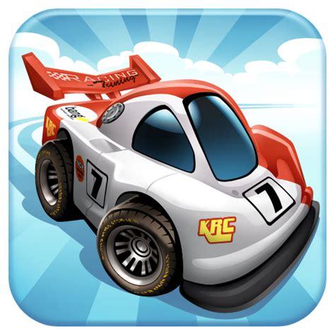 bir tikta apk android mini motor racing oyunu apk indir