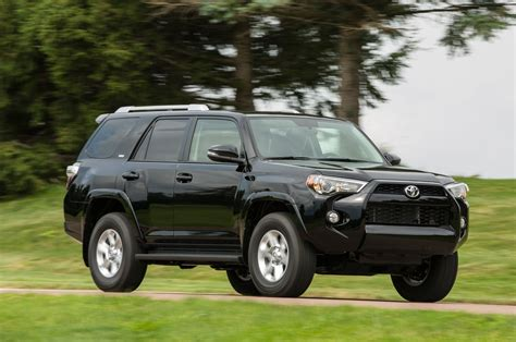 Toyota Four Runner 2014 Priced 2014 Toyota 4runner At 33 680 Tacoma At 18 735