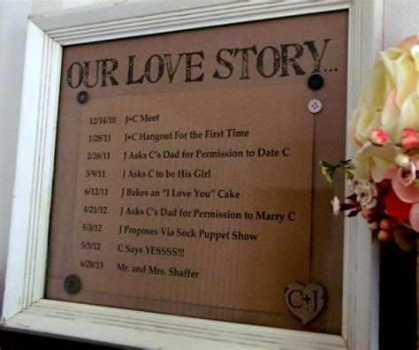 diy home decorations pinterest wedding quot our love story quot diy country wedding barn