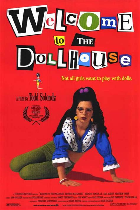 welcome to the doll house welcome to the dollhouse movie posters from movie poster shop