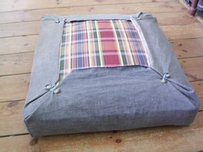 no sew removable bench cushion cover 25 best ideas about cushions on
