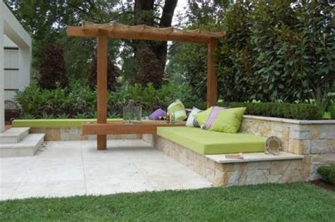 backyard seating ideas contemporary garden seating ideas home decor interior