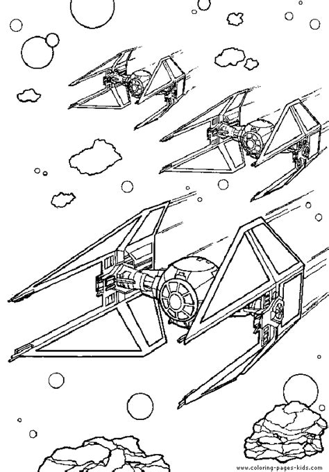 Cartoon Coloring Pages Star Wars | star wars color page cartoon color pages coloringkids