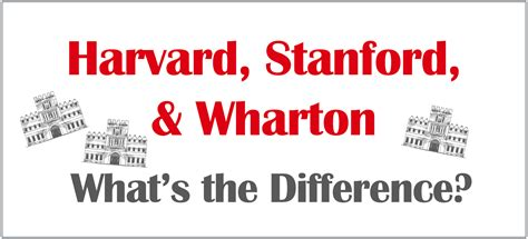 Whats The Difference Between An Executive Mba by Does It Make A Difference If I Attend Harvard Stanford