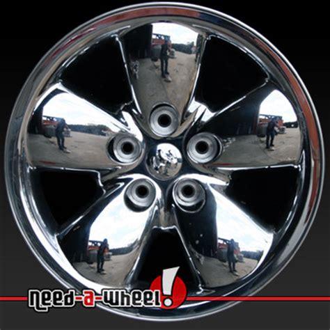 2004 dodge ram wheel bolt pattern 2002 2004 dodge ram wheels polished rims 2167
