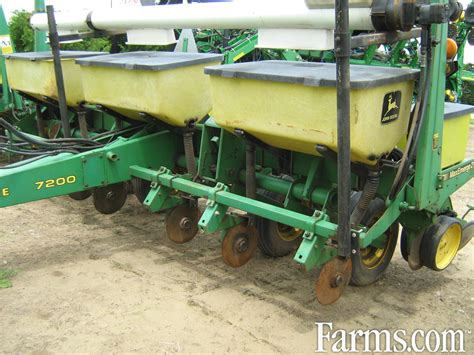 Deere 7240 Planter by Deere 7240 Planter For Sale Farms