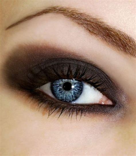 fotos de ojos maquillados imagui