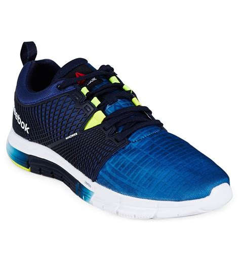 city sport shoes reebok zquick dash city blue sport shoes price in india