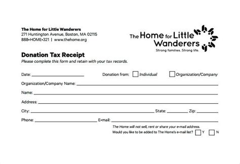 tax deductible receipt template australia tax deduction receipt mindofamillennial me