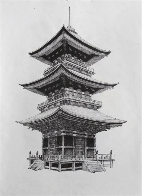 japanese house tattoo designs best 25 temple drawing ideas on pinterest japanese temple house sketch and lds