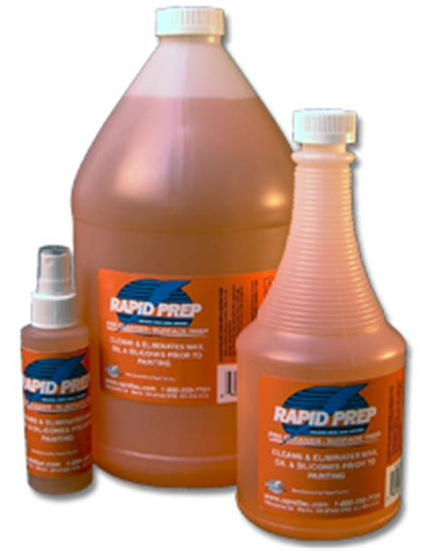rapid prep supplies unlimited inc