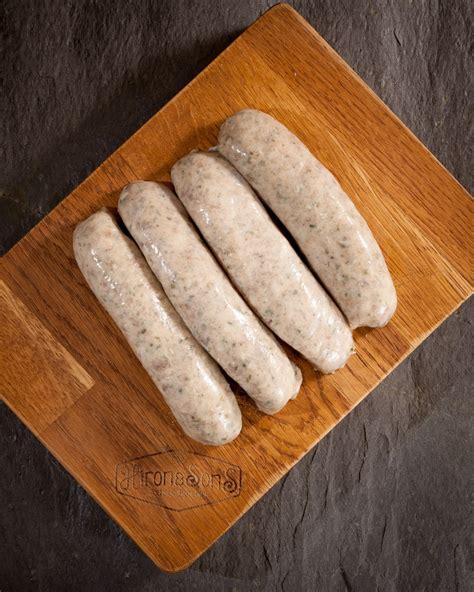 Freezer Hiron chicken shallot sausages hiron sons
