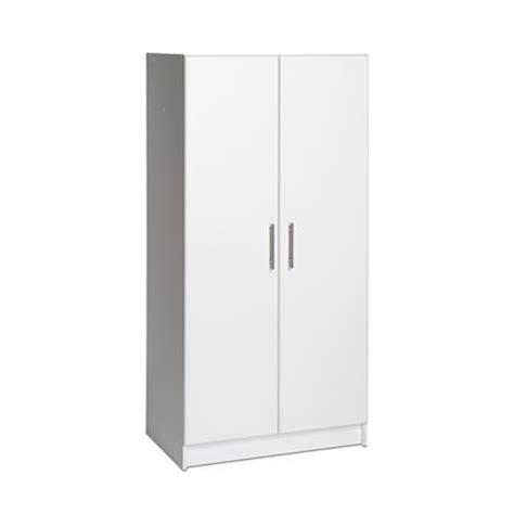 lowes storage cabinets with doors prepac furniture wes 3264 elite 32 in storage cabinet