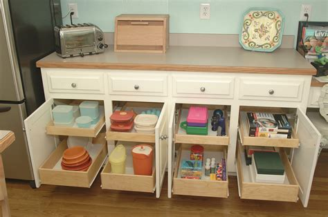 Shelf Genie by Quality And Service Combine In Pull Out Shelves From