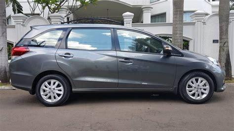 Honda Mobilio 1 5 E honda mobilio 1 5 e 2014 mt mobilbekas